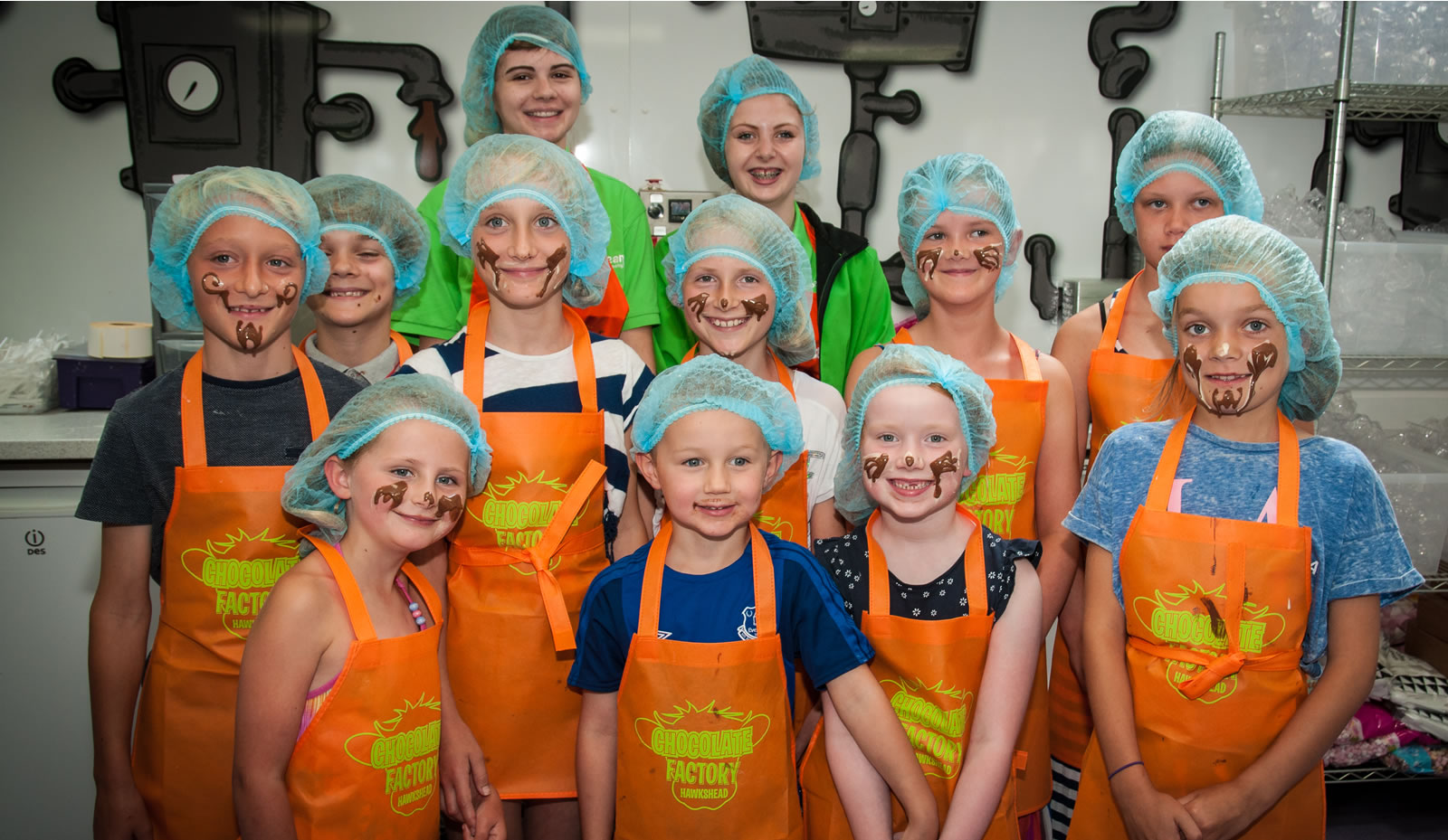The Chocolate Factory Experience in The Lake District